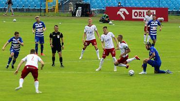 Wisła Płock - ŁKS Łódź 2:0