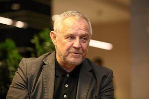 Marek Kondrat o późnym ojcostwie: Cieszę się, że mam córkę w chwili, gdy mam na nią czas