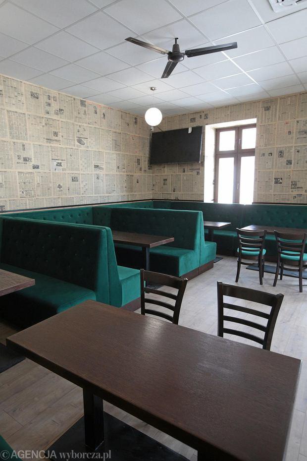 Zdjęcie numer 12 w galerii - Restauratorzy zapraszają do środka. Nowy lokal w centrum Kielc