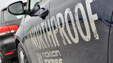 Northproof - testy nowych opon Nokian na torze Gotland Ring