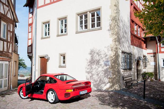 Porsche 959 Sport