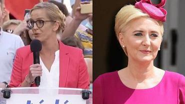 Aktywna Trzaskowska i nieobecna Duda. Stankiewicz nie tylko o kampanii. Sugeruje, że po wygranej Dudy prezydentowa może zmienić zachowanie