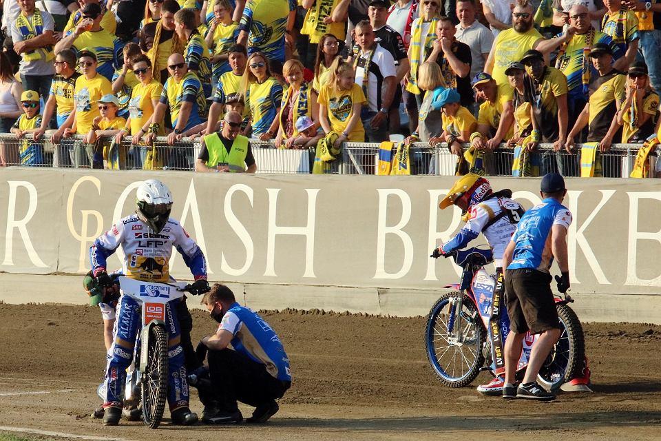 Zdjęcie numer 10 w galerii - Rafał Karczmarz: Dzięki startom w niższej lidze czuję się znacznie pewniej na motocyklu