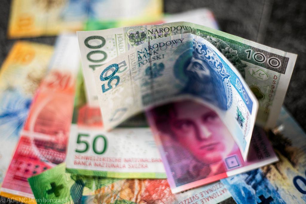 Kursy walut (zdjęcie ilustracyjne)
