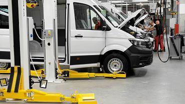 Nowa fabryka Volkswagena pod Wrześnią