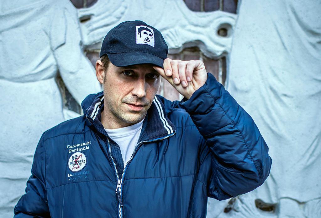 Paweł Sołtys aka 'Pablopavo' nagrał nową płytę - 'Marginal'