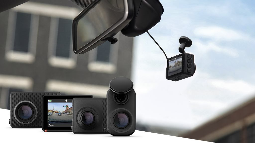 Seria nowych kamer Garmin Dash Cam