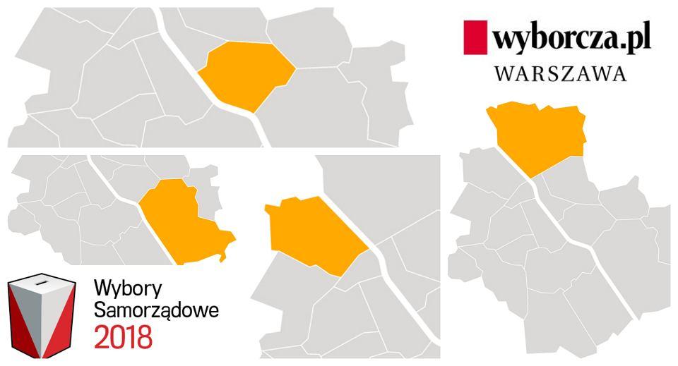 Wybory Radnych Dzielnicowych W Warszawie Sprawdz W Ktorym Okregu