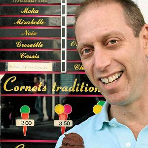 David Lebovitz to niekwestionowany  król dekadenckich deserów, lodów ozaskakujących smakach, łatwych wypieków.