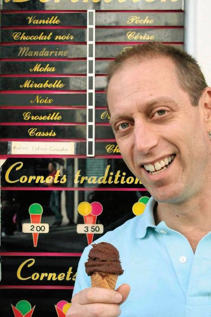 David Lebovitz: król dekadenckich deserów