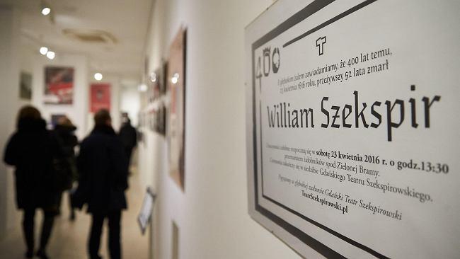 Gdański Teatr Szekspirowski świętuje 10-lecie. 10 instalacji na jubileusz