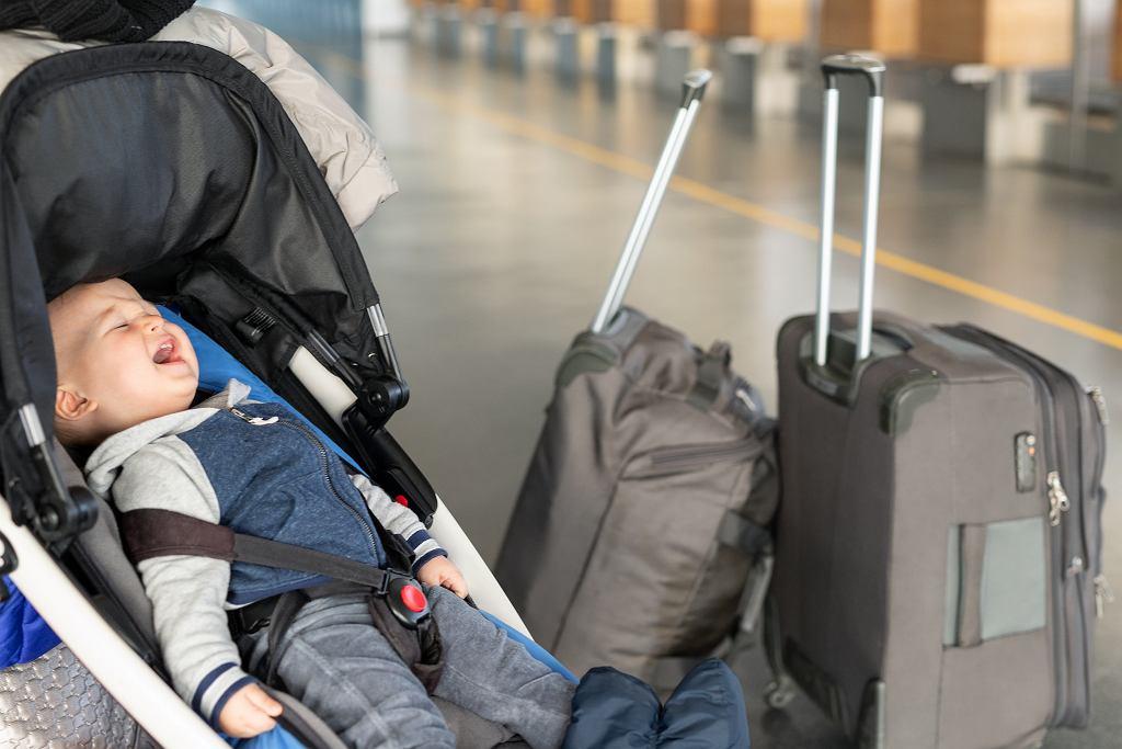 Czasem warto odpuścić dalekie podróże z dzieckiem.