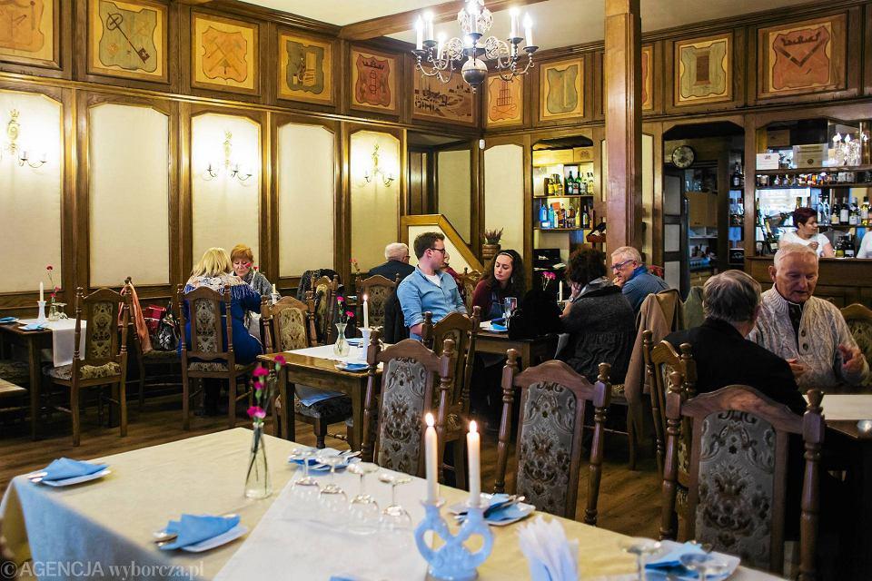 Nowicki Restauracja Cechowa Polska Kuchnia Codzienna