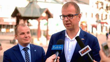 Wojciech Bakun, prezydent-elekt Przemyśla
