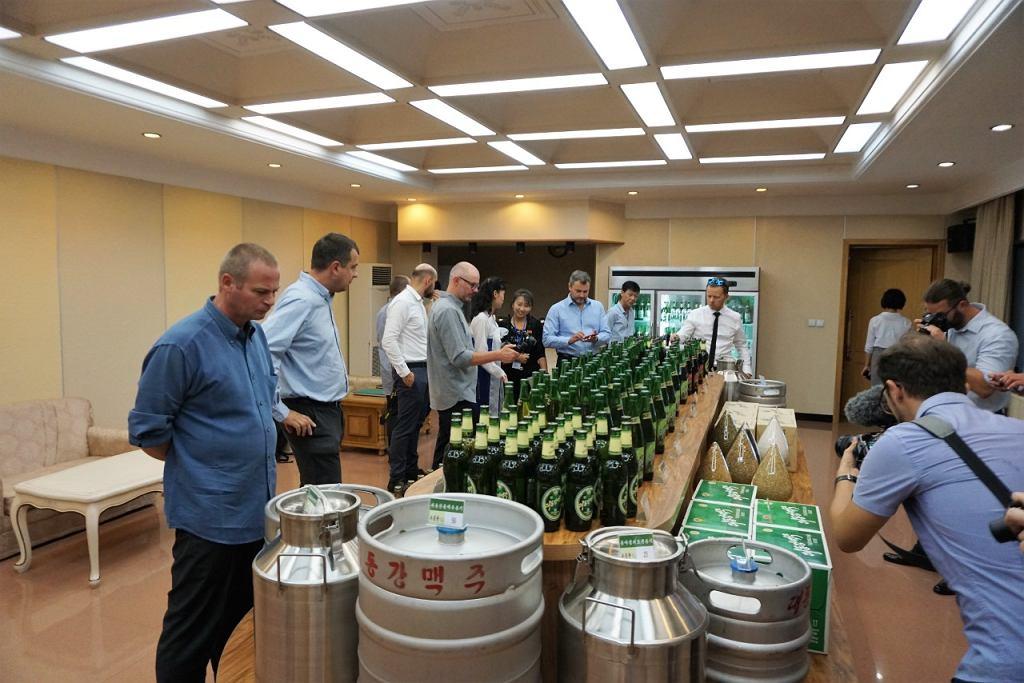 PINTA nawarzyła piwa w Korei