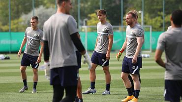 Pierwszy trening Bartosza Białka w VfL Wolfsburg