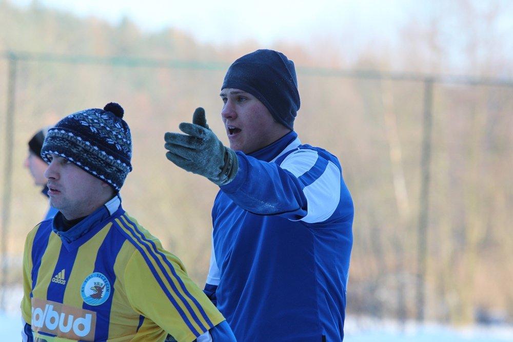 Mecz towarzyski: Stilon Gorzów - Stal Szczecin 2:0 (0:0)