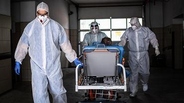 Epidemia koronawirusa (zdjęcie ilustracyjne)