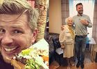 Filip Chajzer podjął wyzwanie 93-letniej pani Irenki. Dziennikarz drastycznie zmienił dietę