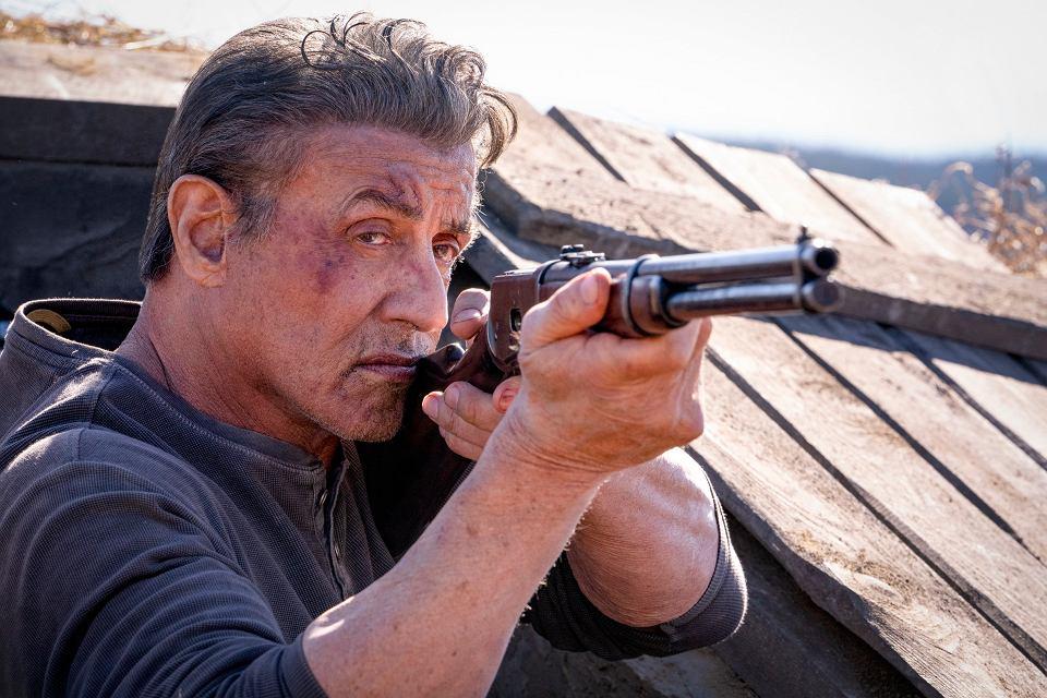 'Rambo: Ostatnia krew' - Sylvester Stallone wraca jako John Rambo