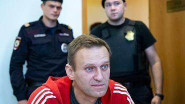 Rząd Niemiec ogłosił, że rosyjski opozycjonista Aleksiej Nawalny (na zdjęciu)został otruty rosyjskim gazem bojowym.