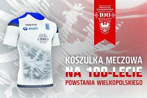 8898e3dc4 Wyjątkowe koszulki Lecha Poznań na setną rocznicę wybuchu powstania  wielkopolskiego