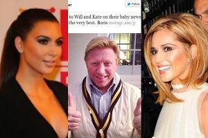 Kardashian, Becker, Cole.