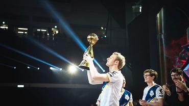 Marcin Jankowski podczas finałów MSI w Taipei w maju 2019 r. (fot. David Lee/Riot Games)