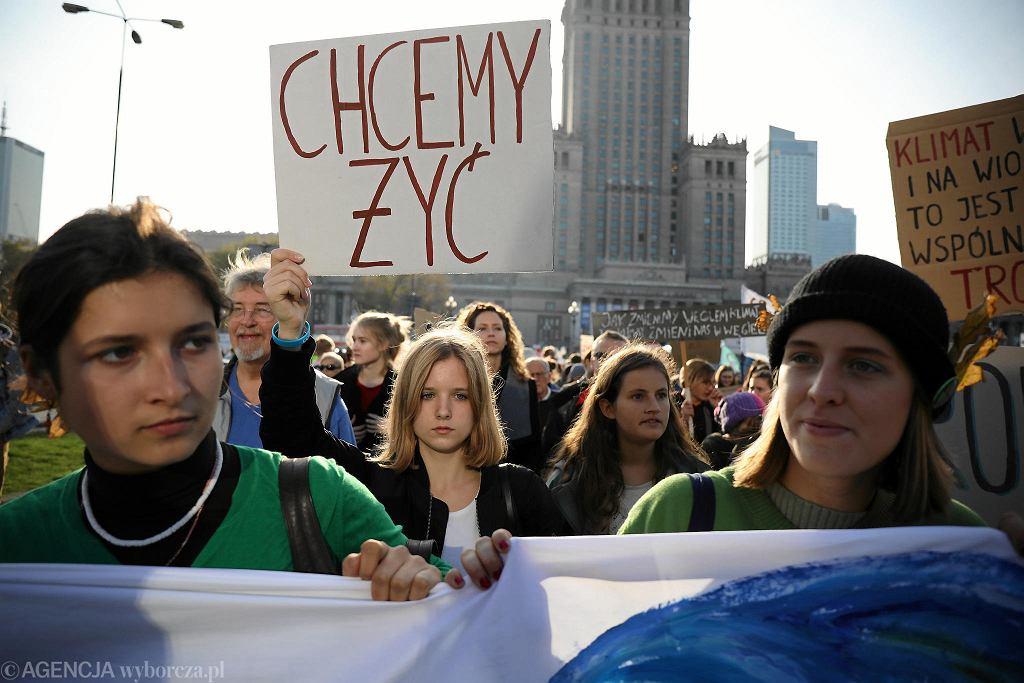 Warszawski Wielki Marsz Klimatyczny