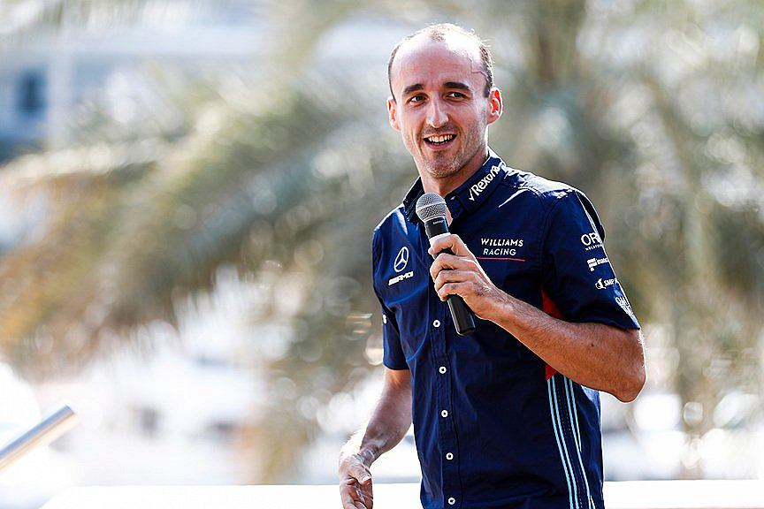 Robert Kubica w Williamsie