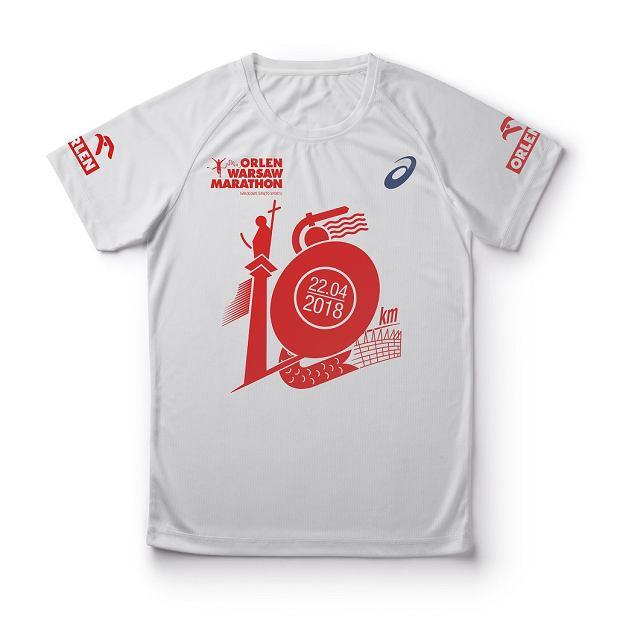 Koszulka bieg OSHEE 10km