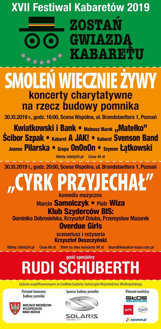 SMOLEŃ WIECZNIE ŻYWY W Poznaniu