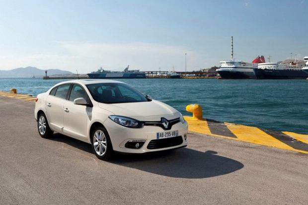 2013 Renault Fluence facelifted