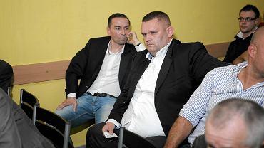 Robert Kiłdanowicz i Łukasz Budnik