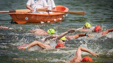 III. Beko Otwarte Mistrzostwa Warszawy w pływaniu w wodach otwartych.