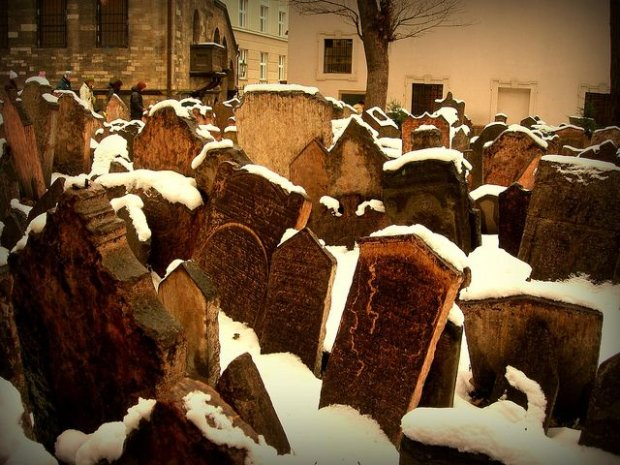 Cmentarz Żydowski/ Fot. CC BY-NC SA 2.0/ Juan Antonio F.Segal/ Flickr.com