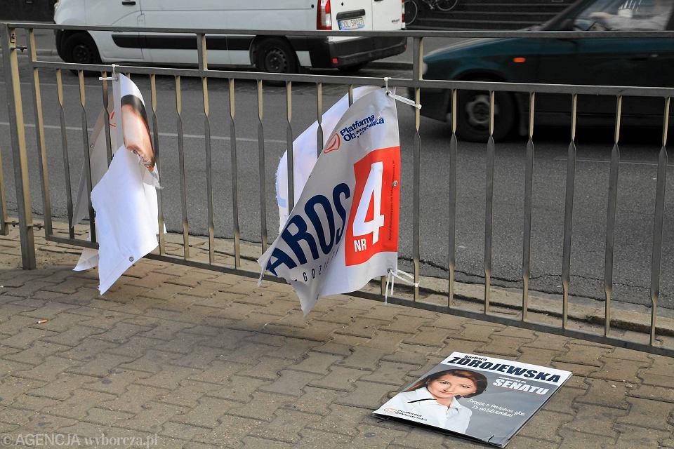 Wybory 2015 Wrocław Kampania W Pełni Plakaty I Ulotki
