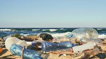 Ministerstwo Klimatu chce zaostrzenia kar za zaśmiecanie plaż