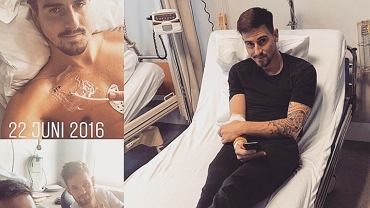 Instagram piłkarza belgijskiego, który choruje na białaczkę