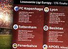 Legia w Lidze Europy. Na kogo trafi mistrz Polski? [GRAFIKA]