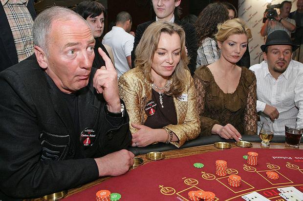 Karol Strasburger, Katarzyna Chrzanowska i Małgorzata Lewińska