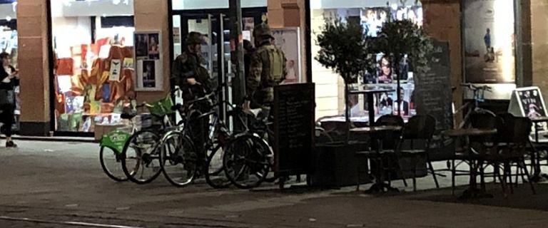 Strzelanina w centrum Strasburga. Nie żyją trzy osoby, są ranni