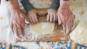 Gotowanie z babcią