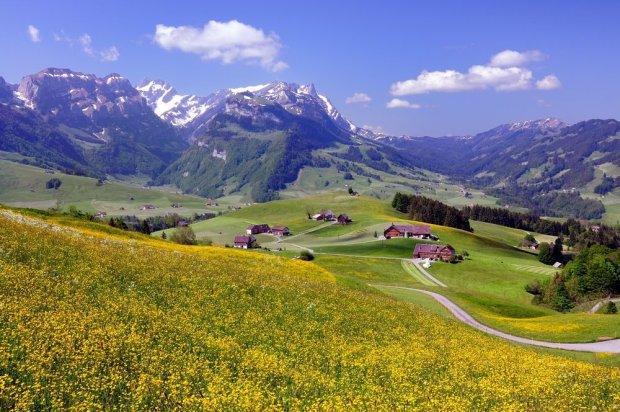 Appenzell, Szwajcaria / fot. Shutterstore