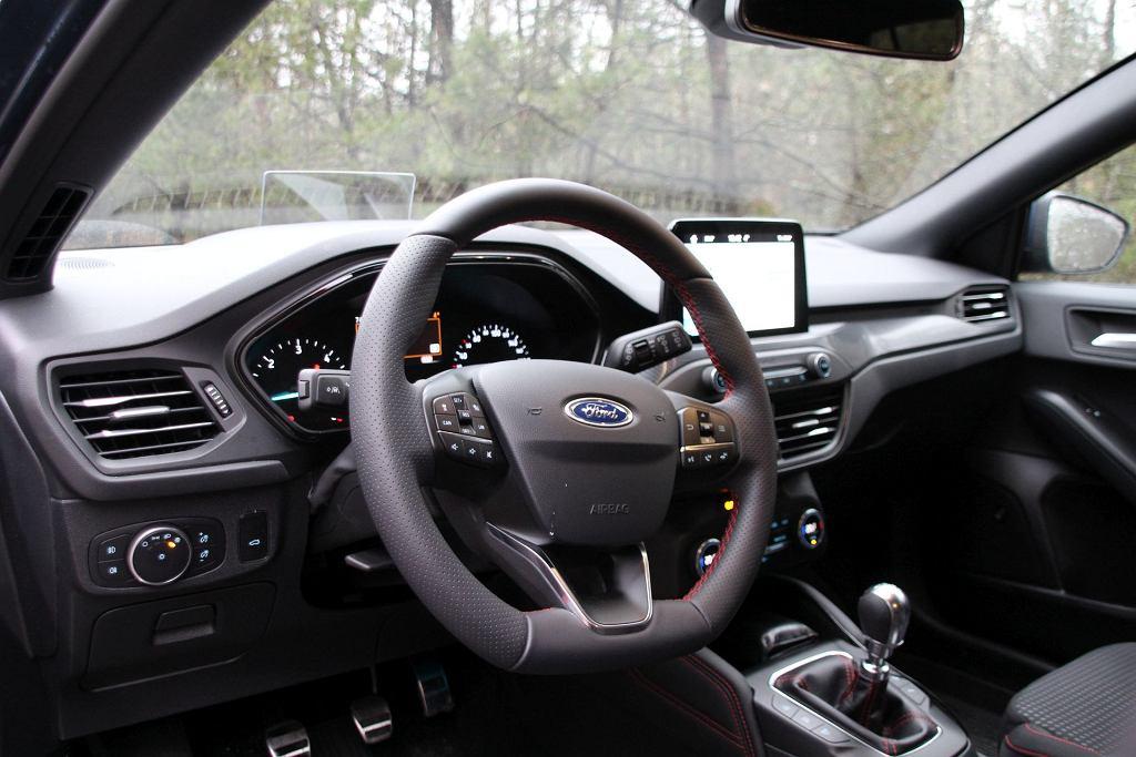 Nowy Ford Focus kombi z firmy Euro Car Ford Store z Gdyni