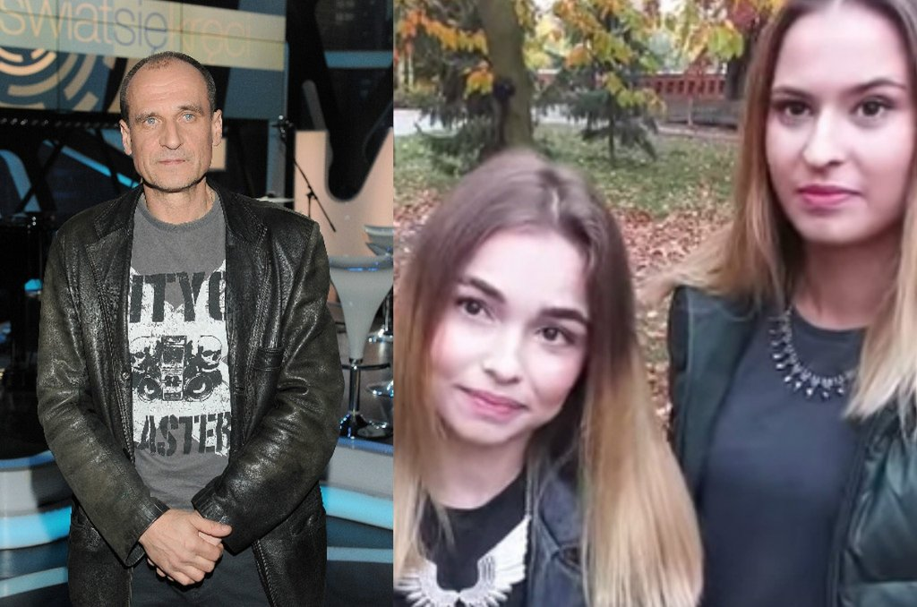 Paweł Kukiz, córki Kukiza