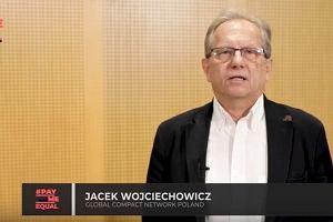 Skąd się biorą dysproporcje w wynagrodzeniach? Jacek Wojciechowicz, Global Compact Network Poland
