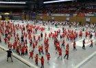 Pobity rekord Guinnessa! 711 osób trenowało piłkę ręczną w Ergo Arenie