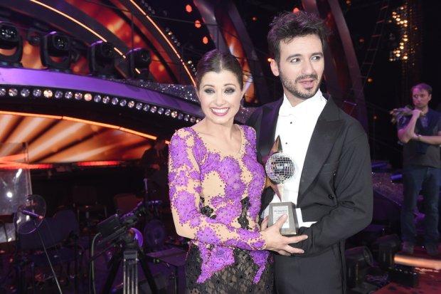 Agnieszka Sienkiewicz i Stefano Terrazzino
