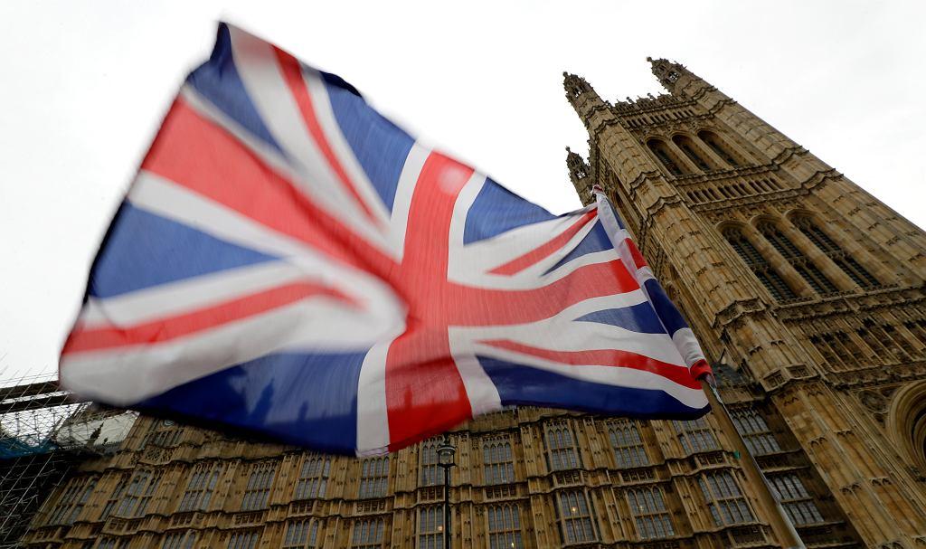Parlament w Londynie.